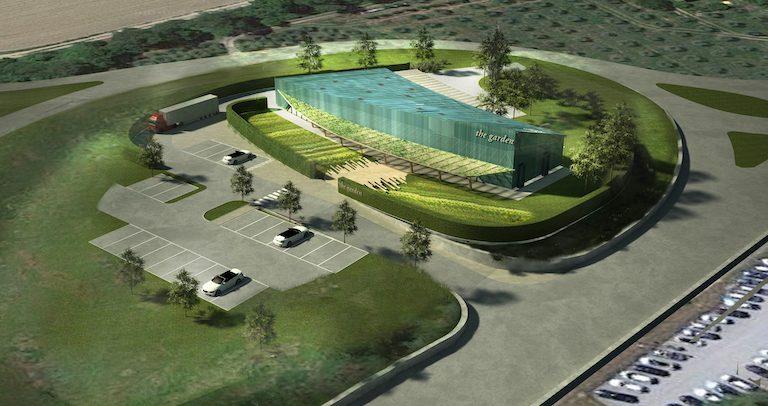 Una nuova struttura commerciale a Umbertide