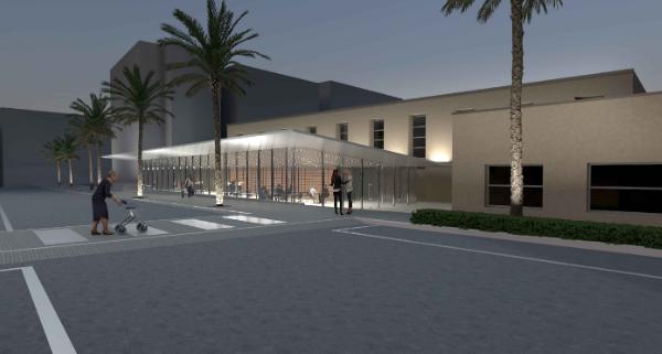 Nuovo centro anziani a Ventimiglia